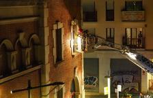 Una falsa alarma de incendio en la Biblioteca de Tarragona moviliza Bombers, Mossos y Urbana