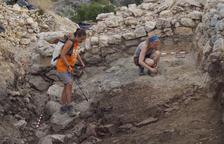 Descobreixen un espai dedicat al culte a Sant Jaume Mas d'en Serrà