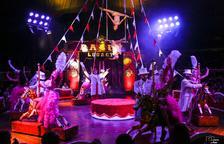 El Circ Raluy Legacy porta les novetats de l'espectacle #TheMagicFormula al Vendrell