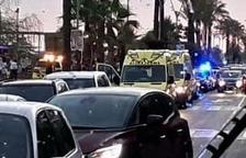 Muere el hombre que ingresó crítico después de rescatar a dos bañistas en Segur de Calafell