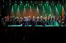 Sons de la Cossetània rep la insígnia de plata de la Real Banda d'Ourense