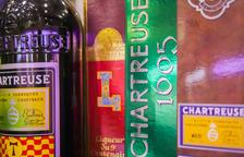 El Chartreuse anirà pujant els pròxims anys fins a arribar al preu europeu