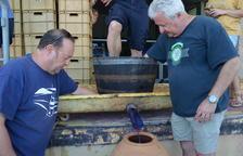 La URV fa un tast d'història vinícola