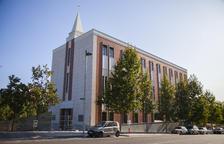 Finalitza la construcció de la capella dels mormons a Tarragona
