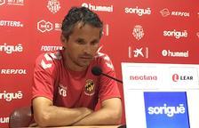 Bartolo: «A casa estem obligats a guanyar»