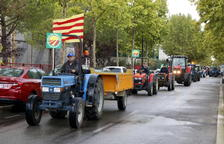 Unió de Pagesos convoca tractoradas en la Conca, en el Baix Ebre y la Ribera d'Ebre