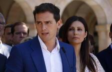 Rivera demana a Sánchez que activi el mecanisme previ del 155 per les manifestacions de Torra