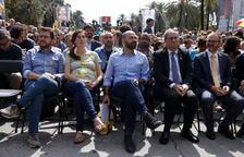 Torra diu que plegarà si no té «la força ni la confiança» per portar Catalunya a la independència