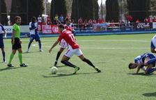 Pedro Martín dona la primera al Nàstic (0-2)