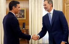 La Junta tomba el recurs de JxCat i ERC per la visita del Rei i avala que l'acte no té «contingut electoral»