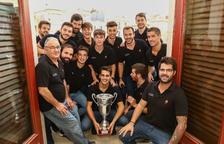 El Reus Deportiu celebra la Supercopa d'Espanya amb la ciutat