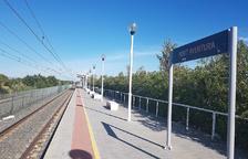 La nova estació de Salou-PortAventura comptarà amb un edifici per viatgers i un pàrquing