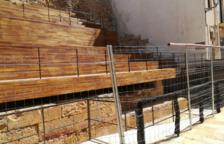 Compromís per acabar les obres de les grades del circ de Tarragona abans de 2020