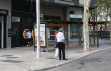 Veïns de la plaça de les Oques de Reus reclamen el trasllat dels busos interurbans