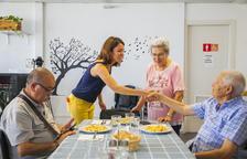 El proyecto 'Àpats en Companyia' para personas mayores ha servido hasta 685 comidas