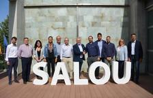 Pere Granados reedita l'acord de govern amb el PSC a Salou