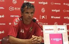 Bartolo: «El partit contra el CD Ebro ens ha de marcar el camí a seguir»