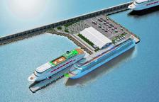 El Port de Tarragona licita el projecte del nou moll per a creuers