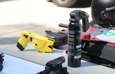 Els Mossos es plantegen estrenar el gas pebre a les manifestacions de l'octubre