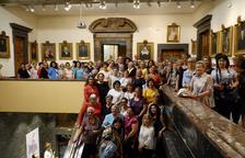 Trobada de Misericòrdies al Saló de Plens de l'Ajuntament de Reus