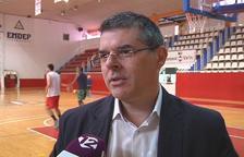 Vicente dimite como presidente del CB Valls por motivos personales