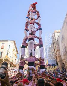 Xiquets de Tarragona i Moixiganguers d'Igualada suspenen la Diada Castellera prevista a Corsini