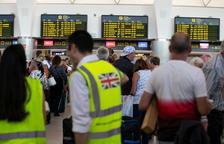 La fallida de Thomas Cook acabarà afectant 2.000 viatgers britànics a la Costa Daurada