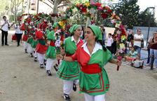El Seguici trasllada els reusencs al Santuari per acabar de gaudir