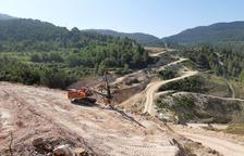 Reordenaran els camins de Lilla afectats per les obres de l'A-27 a Montblanc