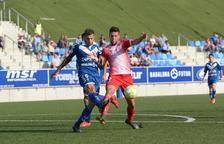 Un Lleida amb el gol més repartit que mai espera al Nàstic de Pedro Martín