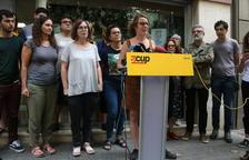 La CUP se presenta a las elecciones del 10-N: : «Hemos venido a decirle al Estado que deje en paz a nuestra gente»