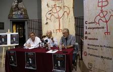 Montblanc acollirà les primeres jornades internacionals d'art rupestre de l'arc mediterrani