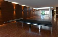 El Tanatori municipal de Reus estrena el nou accés a les sales de vetlla