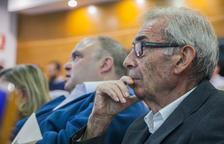 La Acadèmia de Ciències Mèdiques de Tarragona rinde homenaje a Santiago Mallafré