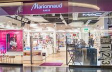 Marionnaud negocia l'acomiadament de 268 treballadors pel tancament de les seves botigues