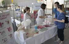 L'Hospital Sant Joan celebra la Setmana de Lactància Materna