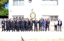 La Policia Local de Roda celebra la festa en honor als Sants Àngels Custodis