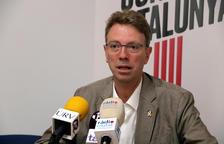 Ferran Bel (JxCat) situa les urnes com «la millor resposta» a la sentència del Suprem