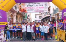 La 4a Cursa i Marxa solidària contra el Càncer de l'Arboç recapta 2.000 euros