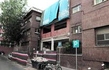 Les obres de l'Institut Baix Camp s'allargaran fins a finals de desembre