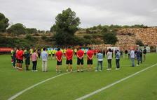 El Nàstic fa un minut de silenci en record de Josep Maria Grau
