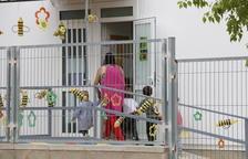 L'escola de Rodonyà, més d'una dècada amb barracons a l'espera d'una remodelació integral