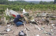 Los muertos en el accidente de avioneta en Bonastre eran vecinos de Cambrils y Sabadell