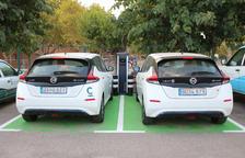 L'Ajuntament de Cambrils renova la flota municipal amb vehicles elèctrics i híbrids