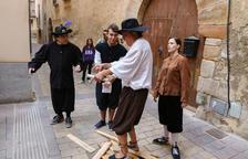 Els bandolers marxen d'Alcover després de quatre dies de saquejos