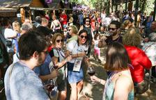 Èxit de públic a la nova edició de la fira 'Cambrils, entrada al país del vi'