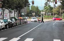 El Pla d'Asfaltat d'aquest 2019 acabarà a l'avinguda de Sant Jordi