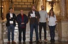 El Ayuntamiento de Tarragona convoca para el jueves un pleno extraordinario de rechazo a la sentencia
