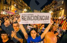 Las entidades sobiranistas convocan una nueva manifestación por la libertad de los presos políticos en Tarragona