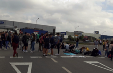 Tallen la N-240 a Valls i la C-37 a Querol per protestar contra la sentència de l'1-O